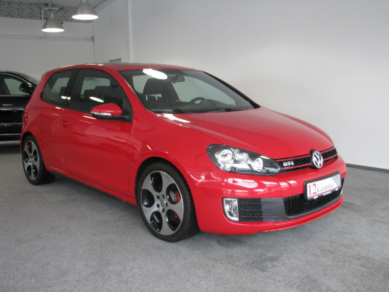 verkauft vw golf 2 0 gti klima tempo gebraucht 2012 km in dresden. Black Bedroom Furniture Sets. Home Design Ideas