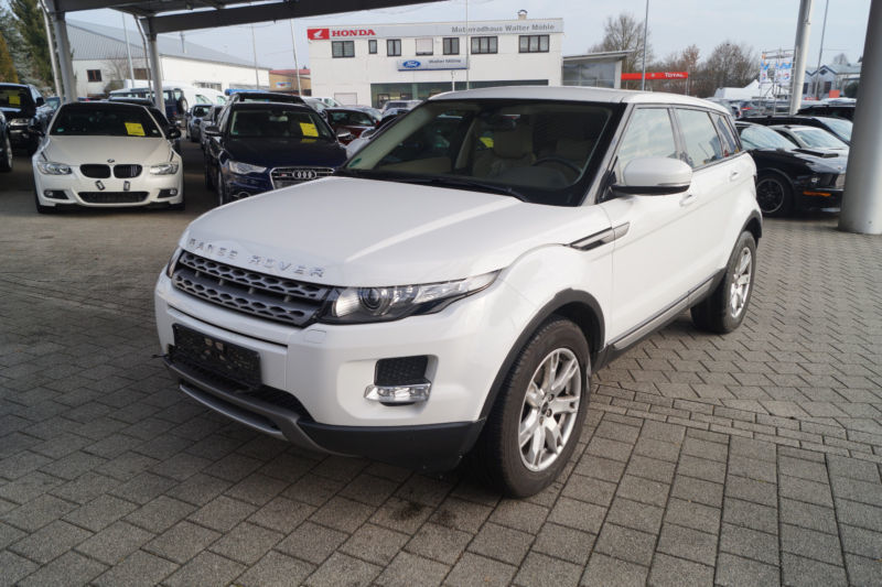 verkauft land rover range rover evoque gebraucht 2011 km in steglitz. Black Bedroom Furniture Sets. Home Design Ideas