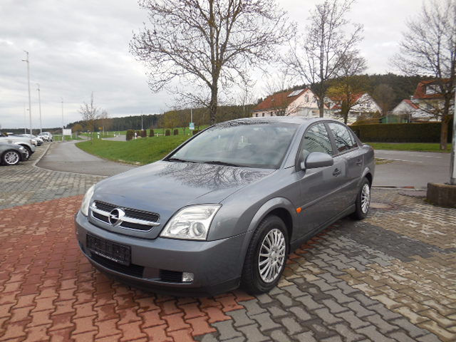 verkauft opel vectra c 1 8 elegance kl gebraucht 2003 km in gunningen. Black Bedroom Furniture Sets. Home Design Ideas