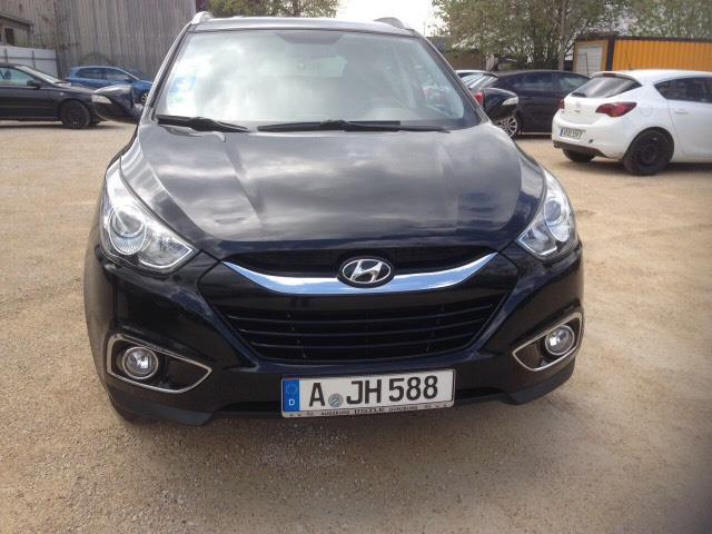 verkauft hyundai ix35 2 0 2wd gebraucht 2012 km in augsburg. Black Bedroom Furniture Sets. Home Design Ideas