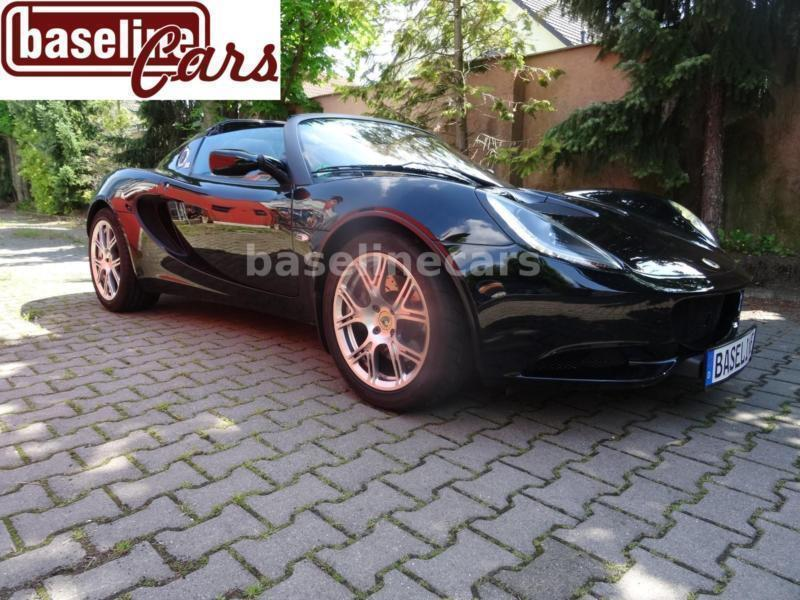 verkauft lotus elise s linkslenker t gebraucht 2010. Black Bedroom Furniture Sets. Home Design Ideas