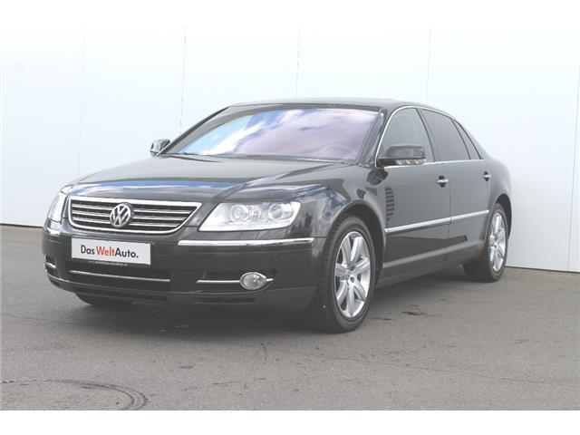 verkauft vw phaeton 4 2 v8 lang 4 sitz gebraucht 2010 km in ettlingen. Black Bedroom Furniture Sets. Home Design Ideas