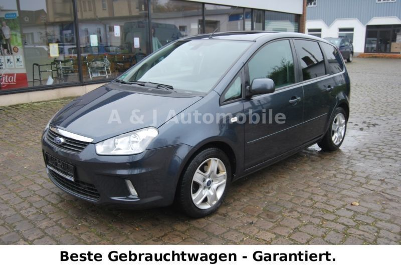 verkauft ford c max style gebraucht 2009 km in celle. Black Bedroom Furniture Sets. Home Design Ideas