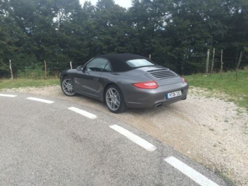 verkauft porsche 997 cabriolet pdk gebraucht 2009 km in bayreuth. Black Bedroom Furniture Sets. Home Design Ideas