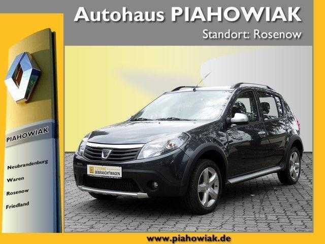 verkauft dacia sandero 1 5 dci stepway gebraucht 2011 km in versmold. Black Bedroom Furniture Sets. Home Design Ideas