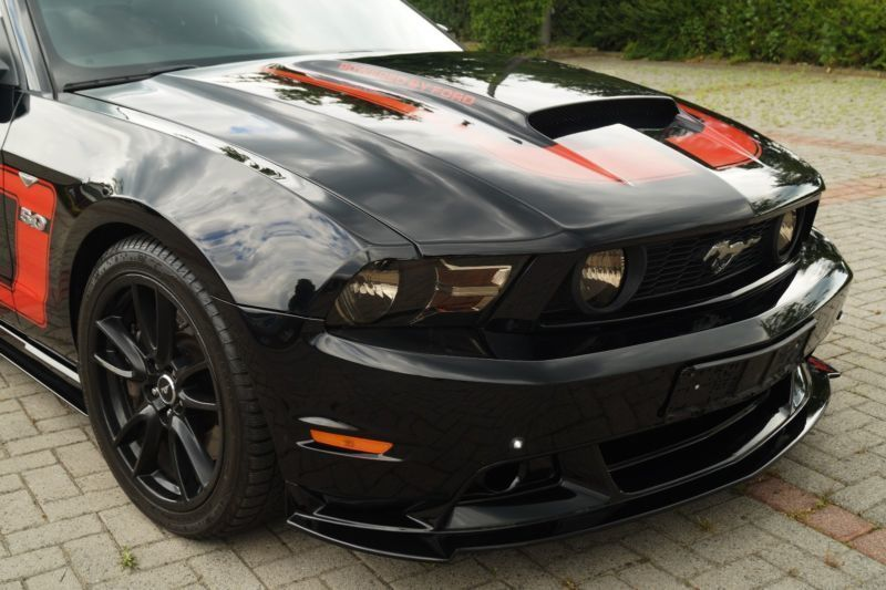 verkauft ford mustang gt voll roush tu gebraucht 2011. Black Bedroom Furniture Sets. Home Design Ideas