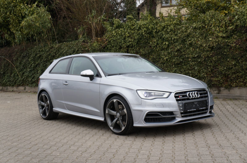 verkauft audi s3 2 0 tfsi quattro lede gebraucht 2014 km in offenburg. Black Bedroom Furniture Sets. Home Design Ideas