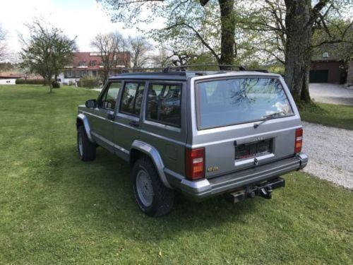 verkauft jeep cherokee 4 0 limited gebraucht 1994 km in iffeldorf. Black Bedroom Furniture Sets. Home Design Ideas