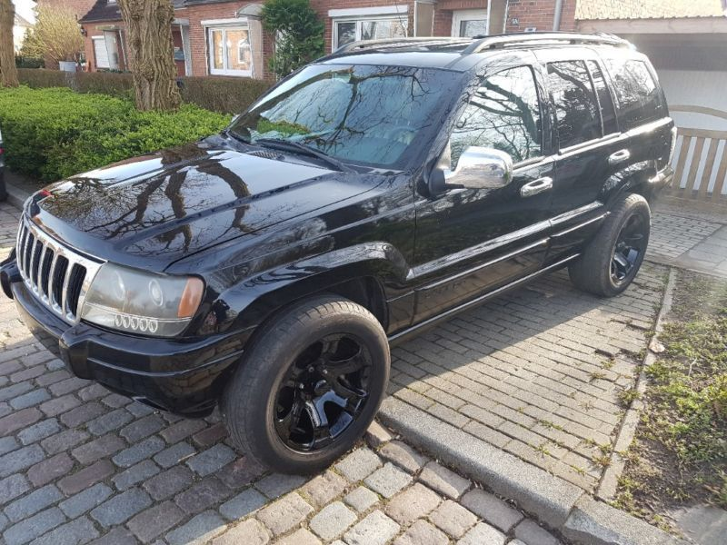 verkauft jeep grand cherokee 4 0 laredo gebraucht 1999 km in kiel. Black Bedroom Furniture Sets. Home Design Ideas