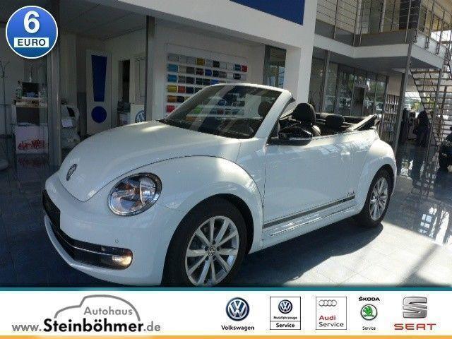 verkauft vw beetle cabrio club 1 4tsi gebraucht 2015. Black Bedroom Furniture Sets. Home Design Ideas