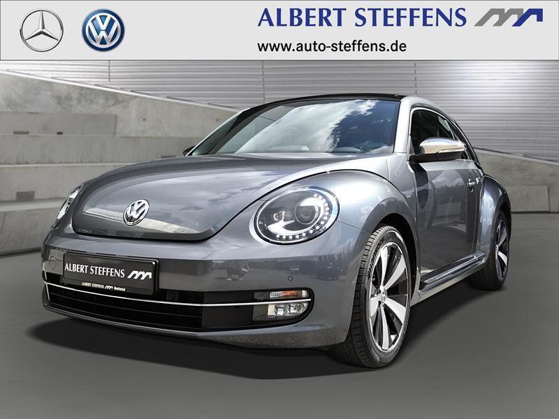 verkauft vw beetle 2 0 tsi exclusive s gebraucht 2013 km in nettetal. Black Bedroom Furniture Sets. Home Design Ideas