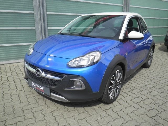 gebraucht 1 2 opel adam rocks 2015 km in schongau. Black Bedroom Furniture Sets. Home Design Ideas