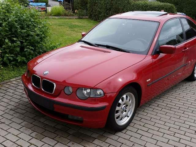 verkauft bmw 320 3er compact gebraucht 2002 km. Black Bedroom Furniture Sets. Home Design Ideas