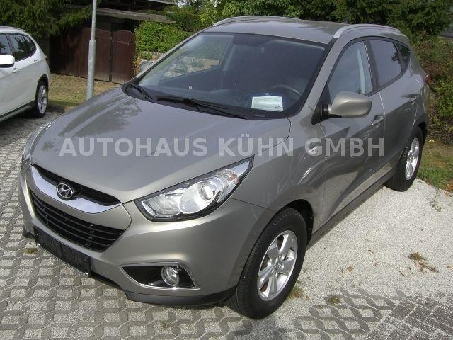 verkauft hyundai ix35 2 0 2wd style gebraucht 2010 km in oberasbach. Black Bedroom Furniture Sets. Home Design Ideas