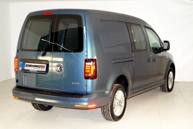 verkauft vw caddy maxi 2 0tdi 122ps al gebraucht 2016 km in suhl. Black Bedroom Furniture Sets. Home Design Ideas
