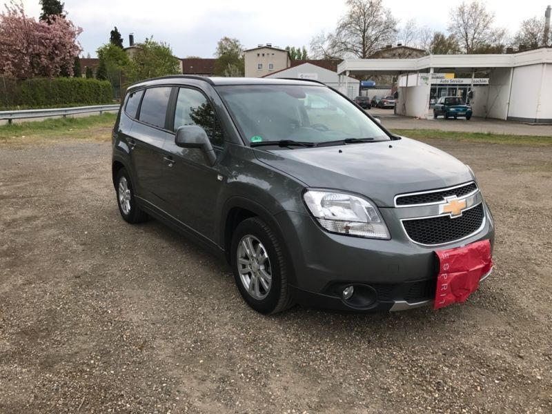 verkauft chevrolet orlando 2 0 lt tdi gebraucht 2012 km in braunschweig. Black Bedroom Furniture Sets. Home Design Ideas