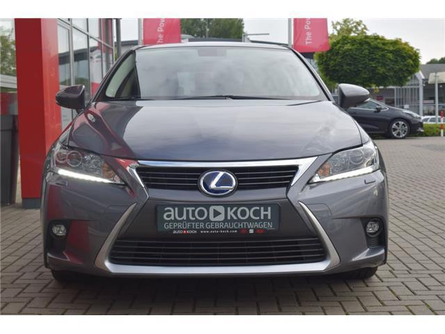 gebraucht executive line lexus ct200h 2014 km in. Black Bedroom Furniture Sets. Home Design Ideas