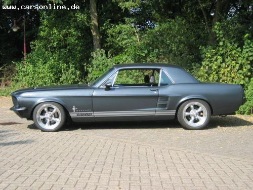 gebraucht 674 7lite v8 ford mustang 1967 km in. Black Bedroom Furniture Sets. Home Design Ideas