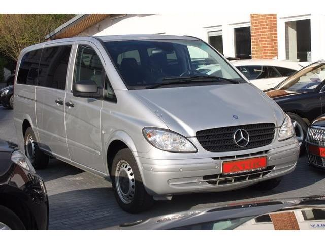 verkauft mercedes vito 115 cdi lang gebraucht 2010 km in hannover. Black Bedroom Furniture Sets. Home Design Ideas