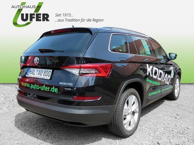 verkauft skoda kodiaq 2 0 tdi style 4x gebraucht 2017 km in halle. Black Bedroom Furniture Sets. Home Design Ideas