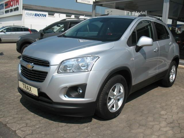 verkauft chevrolet trax ls 1 4t mt6 4 gebraucht 2013 km in neuwied. Black Bedroom Furniture Sets. Home Design Ideas