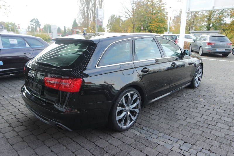 verkauft audi a6 avant tdi leder gebraucht 2012 km in schwalmstadt. Black Bedroom Furniture Sets. Home Design Ideas