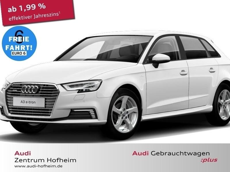 Verkauft Audi A3 Sportback E Tron Spor Gebraucht 2017 31 657 Km