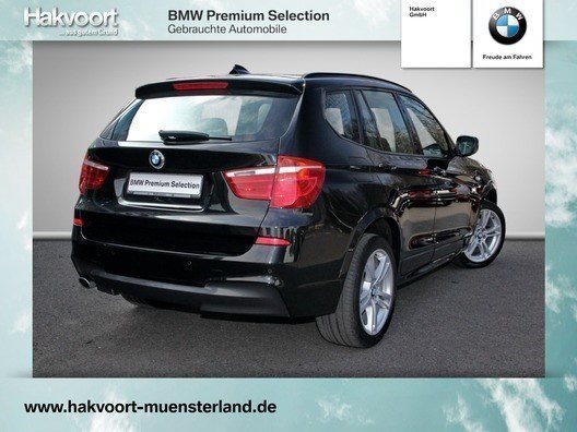 verkauft bmw x3 xdrive20d gebraucht 2013 km in m nster. Black Bedroom Furniture Sets. Home Design Ideas