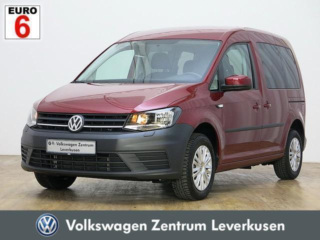 verkauft vw caddy 2 0 tdi trendline kl gebraucht 2016 km in leverkusen. Black Bedroom Furniture Sets. Home Design Ideas