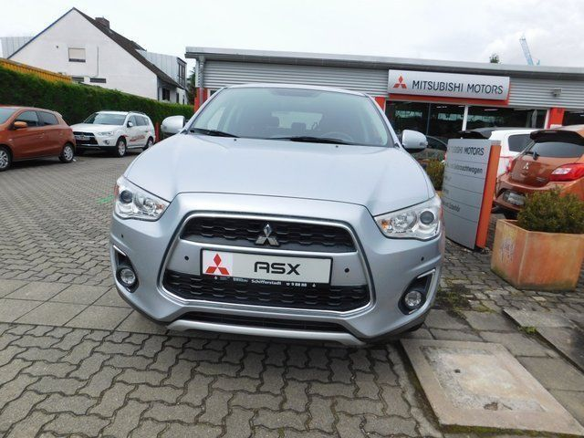 verkauft mitsubishi asx 1 6 2wd plus gebraucht 2014 km in reichelsheim. Black Bedroom Furniture Sets. Home Design Ideas