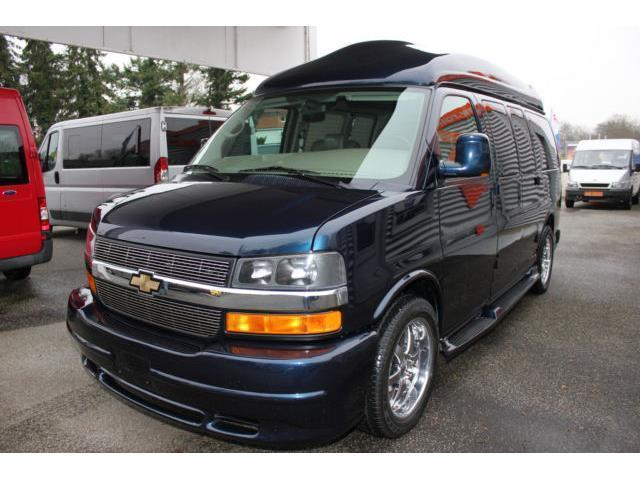 gebraucht chevrolet express 2011 km in l beck autouncle. Black Bedroom Furniture Sets. Home Design Ideas