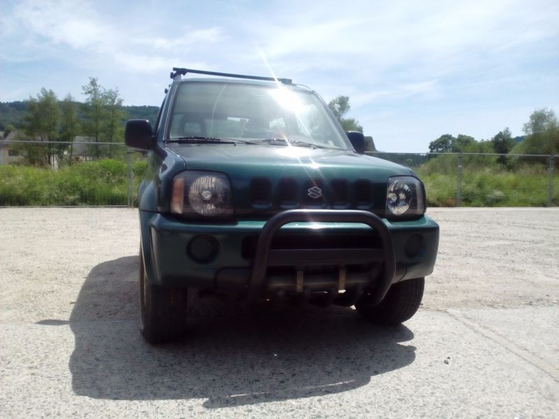 verkauft suzuki jimny 4x4 allrad gebraucht 2001 km in rheinb llen. Black Bedroom Furniture Sets. Home Design Ideas