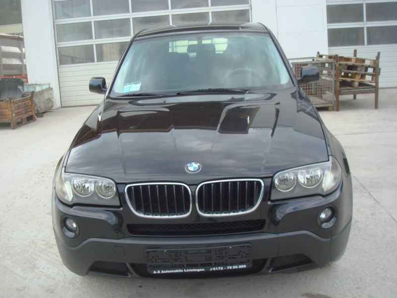 verkauft bmw x3 baureihexdrive 20d gebraucht 2009 280. Black Bedroom Furniture Sets. Home Design Ideas
