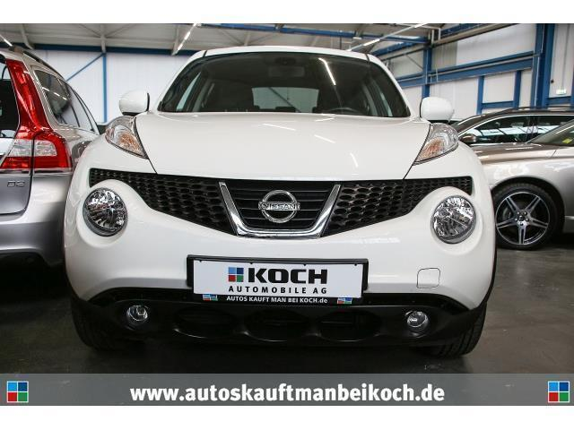 verkauft nissan juke 1 6 cvt tekna sp gebraucht 2014. Black Bedroom Furniture Sets. Home Design Ideas