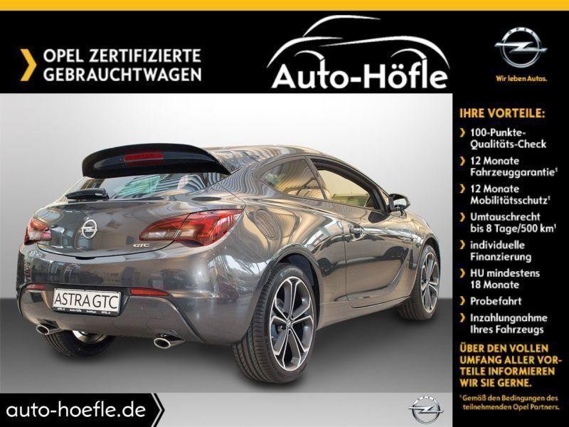Verkauft Opel Astra GTC GTC 1,6 Turbo ., gebraucht 2016, 13.500 km ...