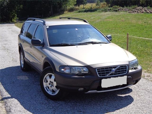 verkauft volvo xc70 d5 awd automatik p gebraucht 2003. Black Bedroom Furniture Sets. Home Design Ideas