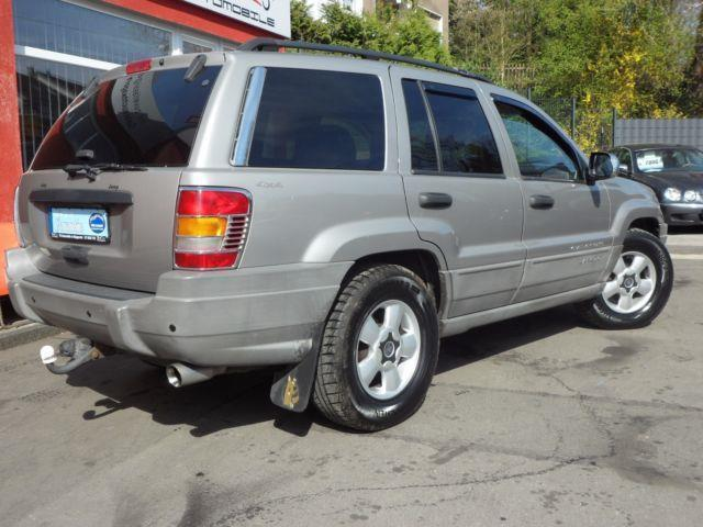 verkauft jeep grand cherokee 4 0 laredo gebraucht 2000 km in rheinsberg. Black Bedroom Furniture Sets. Home Design Ideas