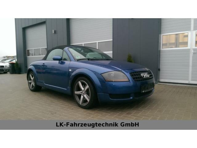 verkauft audi tt roadster 1 8 t gebraucht 2005 km in radevormwald. Black Bedroom Furniture Sets. Home Design Ideas