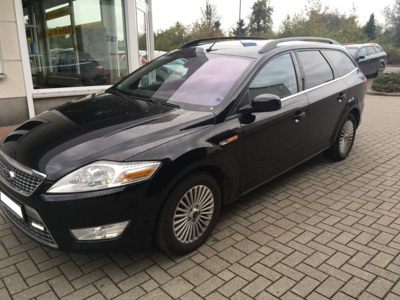 verkauft ford mondeo turnier 2 0 tdci gebraucht 2009 km in oschersleben. Black Bedroom Furniture Sets. Home Design Ideas