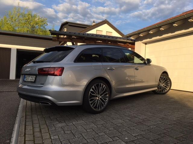 Verkauft Audi A6 Avant 3 0 Tdi Quattro Gebraucht 2017 18 000 Km