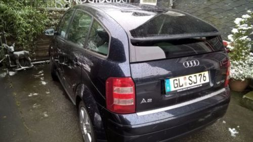 verkauft audi a2 1 4 tdi gebraucht 2003 km in hamm. Black Bedroom Furniture Sets. Home Design Ideas
