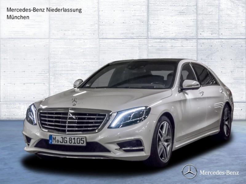 verkauft mercedes s350 d 4matic limous gebraucht 2016 km in m nchen neuhausen. Black Bedroom Furniture Sets. Home Design Ideas