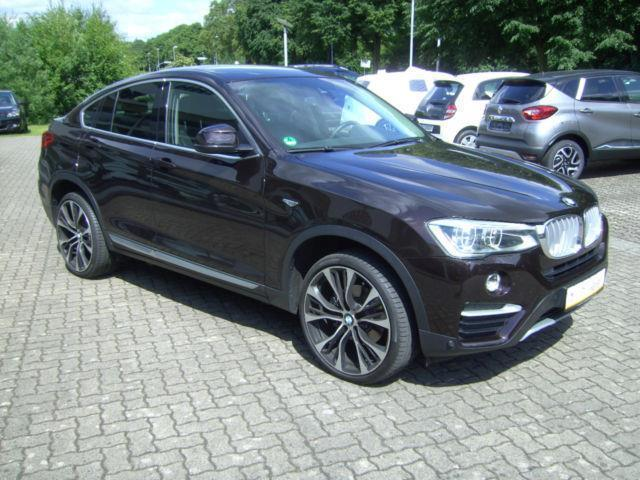 verkauft bmw x4 xdrive 20d aut xline gebraucht 2014 km in lilienthal. Black Bedroom Furniture Sets. Home Design Ideas
