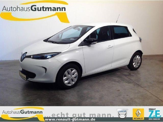 verkauft renault zoe life rw 240 km gebraucht 2016. Black Bedroom Furniture Sets. Home Design Ideas
