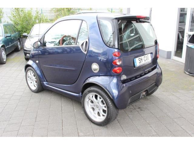 verkauft smart fortwo coup passion br gebraucht 2006 km in r srath. Black Bedroom Furniture Sets. Home Design Ideas