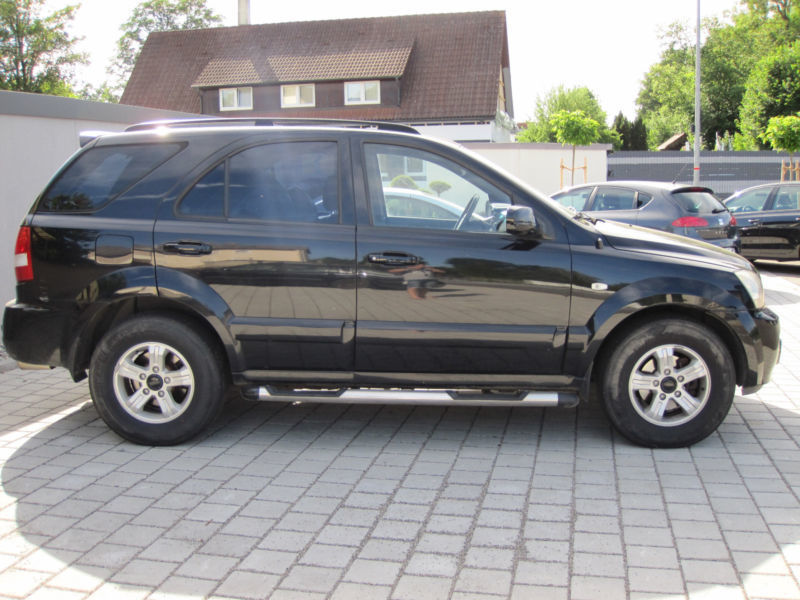 verkauft kia sorento 2 5 crdi aut ex gebraucht 2003 km in riedlingen. Black Bedroom Furniture Sets. Home Design Ideas