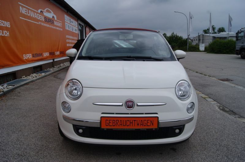 verkauft fiat 500 1 2 rock star finanz gebraucht 2012 km in unterschlei heim. Black Bedroom Furniture Sets. Home Design Ideas