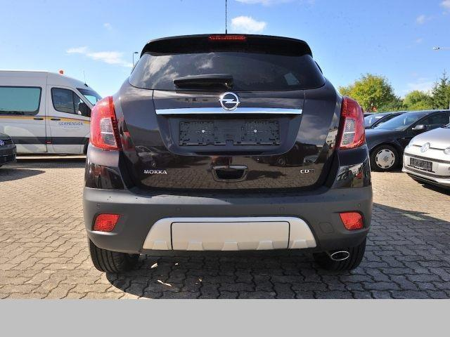 verkauft opel mokka 1 7 cdti gebraucht 2013 km in bad doberan. Black Bedroom Furniture Sets. Home Design Ideas