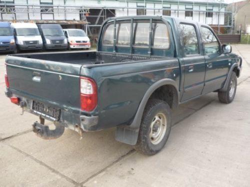 verkauft ford ranger 4x4 pick up doka gebraucht 2006 km in vetschau. Black Bedroom Furniture Sets. Home Design Ideas
