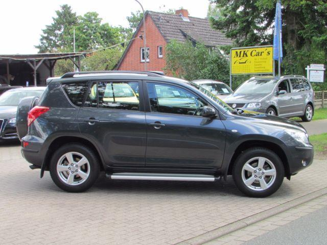 verkauft toyota rav4 2 0 4x4 automatik gebraucht 2008 km in wittenberg. Black Bedroom Furniture Sets. Home Design Ideas
